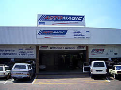 Our Automagic body repair and panel beating shop in Nelspruit Mpumalanga does the best repair work to your vehicle that you could wish for