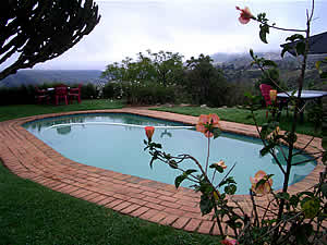 Pool - Cathmar Cottages - Swaziland Accommodation - Self catering cottages Mbabane - Mbabane Accommodation