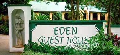 Eden Guest House for Swaziland Accommodation