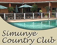 Simunye Country Club for accommodation in Swaziland