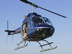Sunrise Aviation - Helicopter charters and scenic Flights