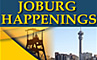Information about accommodation, business and entertainment in Joburg