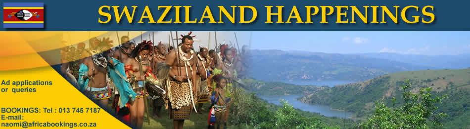 Swaziland | Swaziland Tourism | Swaziland Accommodation | Swaziland Things to Do and places to see